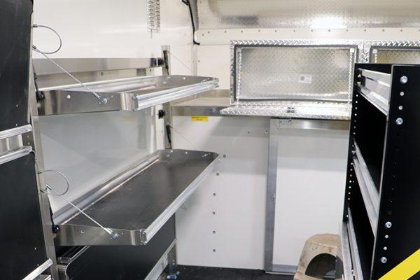 Carpentry Van
