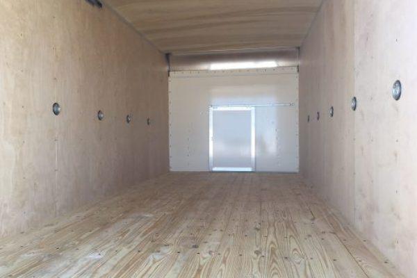 Cargo interior